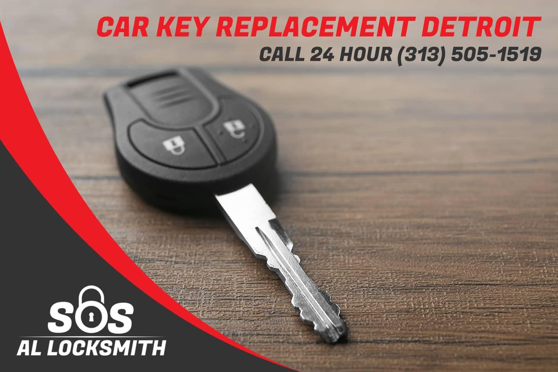 Car Key Replacement Detroit