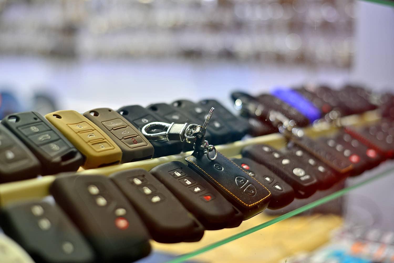 Car Keys and Lock Detroit