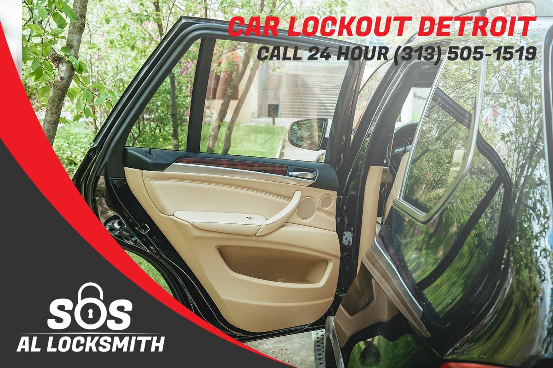 Car Lockout Detroit