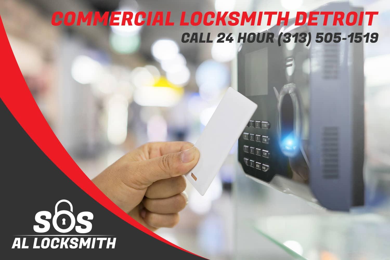 Commercial Locksmith Detroit