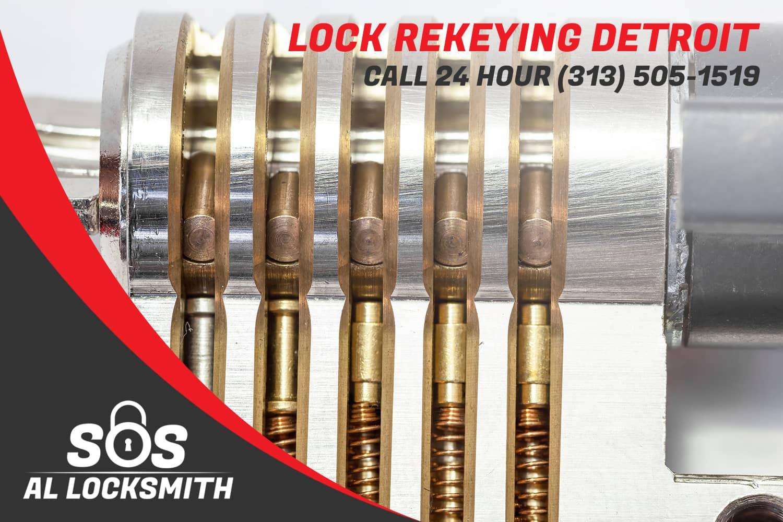 Lock Rekeying Detroit