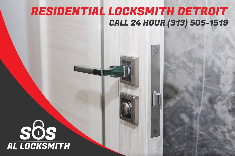 Residential Locksmith Detroit
