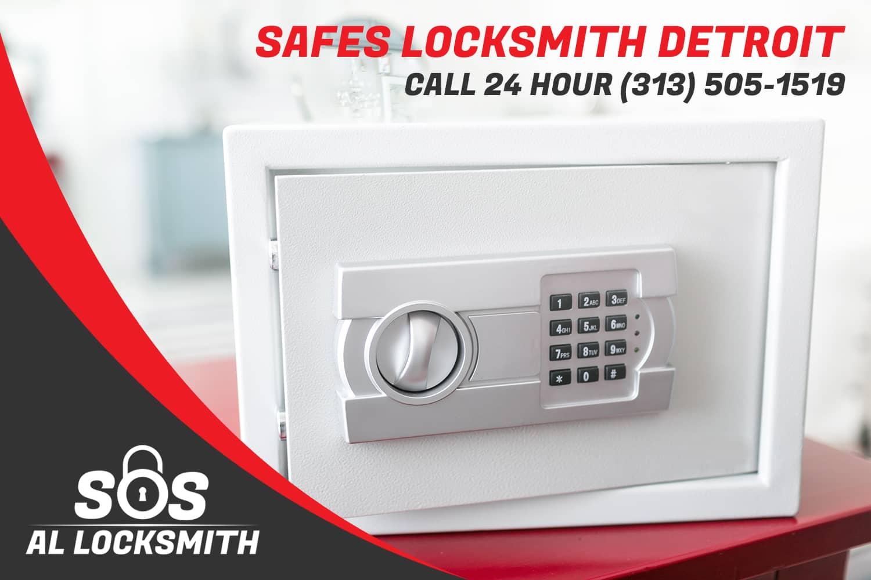 Safes Locksmith Detroit